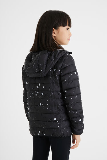 Light padded jacket heart | Desigual