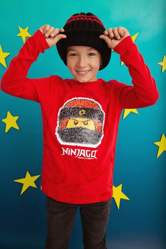 Bluzka Ninjago Lego