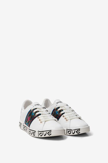 Sneaker indù LOVE | Desigual