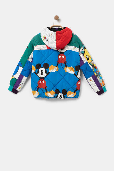 Loose padded jacket | Desigual