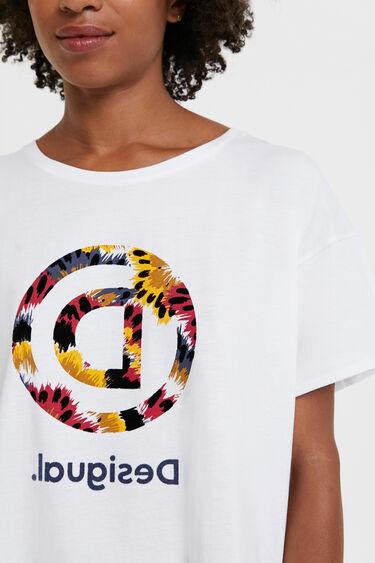 Basic Oversize-T-Shirt | Desigual