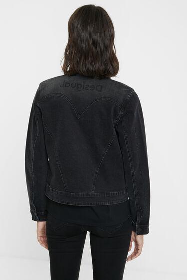 Slim denim jacket | Desigual