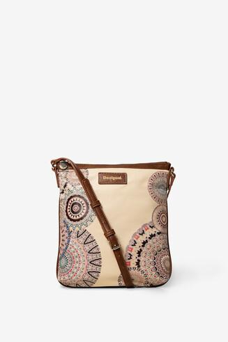 Boho-Tasche mit Mandalas