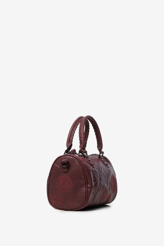 Energy leather-effect bag | Desigual