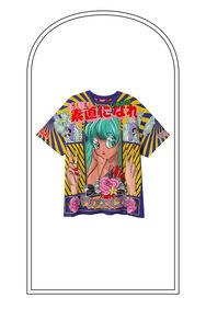 Oversize 100% cotton T-shirt | Desigual