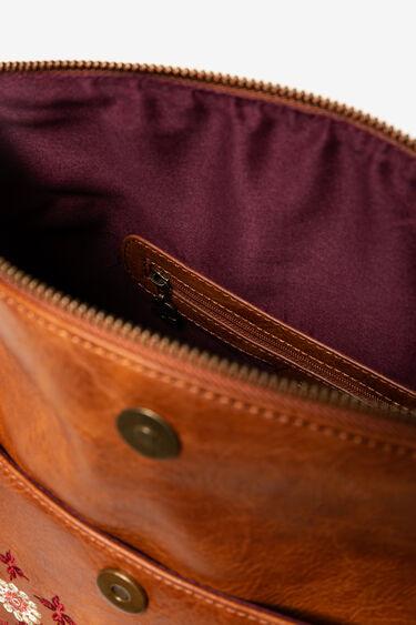 Bestickte Boho-Tasche | Desigual