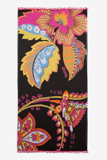 Fulard floral borles | Desigual