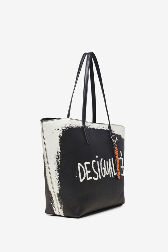 Sac shopping bag Desigualité   Desigual