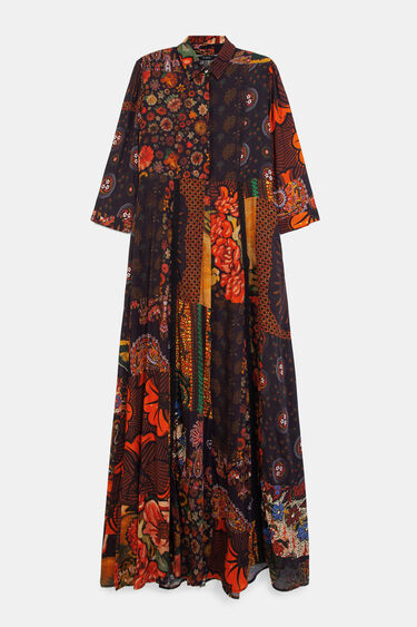 Long shirt dress | Desigual