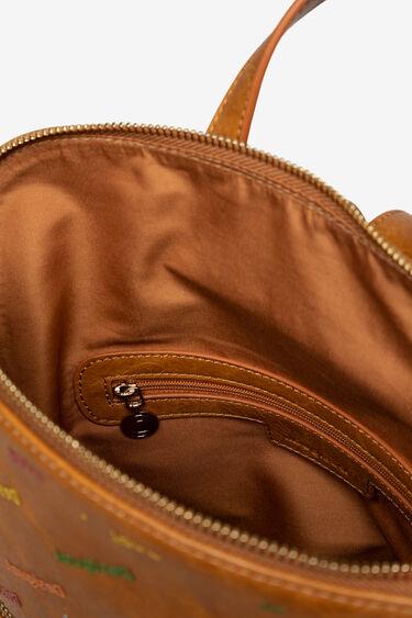 Backpack in multicolour logomania | Desigual