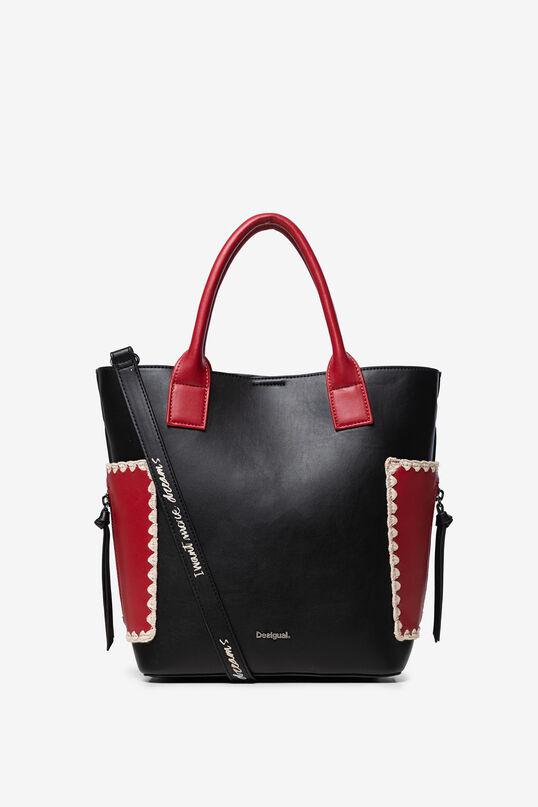 2-in-1-Handtasche mit Necessaire | Desigual