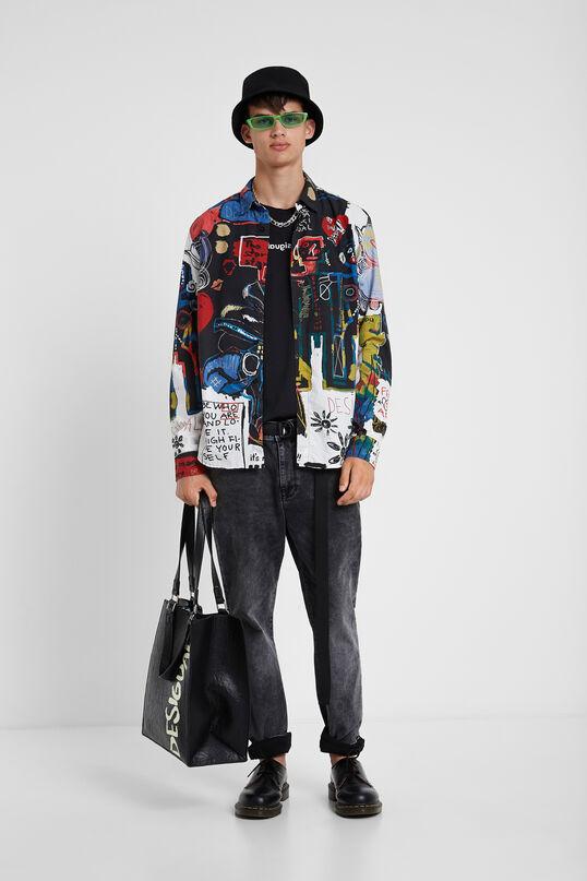 All over print shirt | Desigual