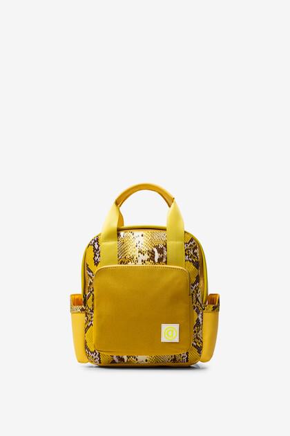 Mini reptile backpack