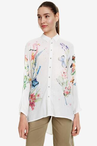 Butterflies Shirt Patrice