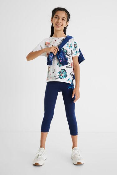 Camiseta confort algodón | Desigual