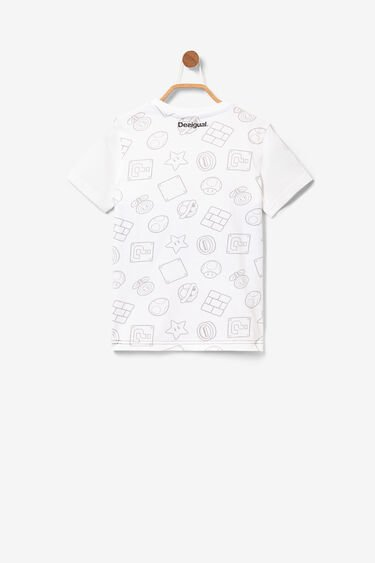 Camiseta Super Mario Bros | Desigual