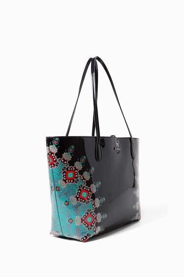 Vinil Galactic Capri Bag | Desigual