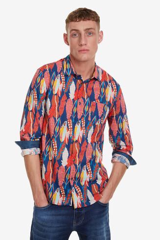 Camisa naturalista Atwood