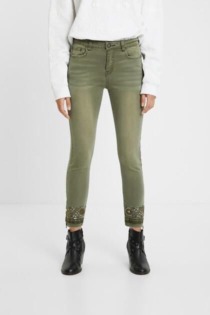 Jeans skinny esotici