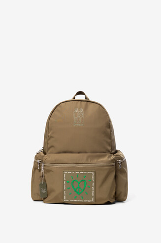 Green Backpack OSS
