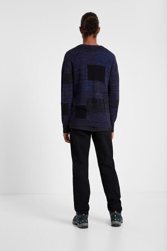 Pul·lòver màniga llarga tricot | Desigual