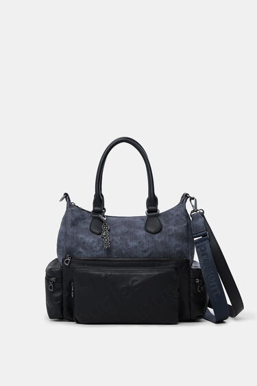 Combined shoulder bag | Desigual