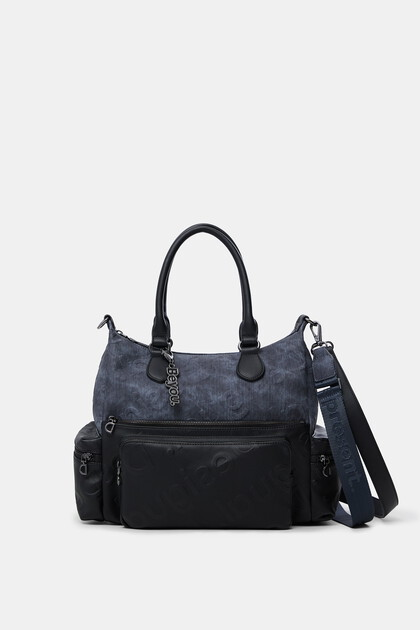 Combined shoulder bag