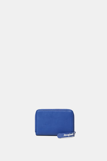 Medium wallet solid colour | Desigual