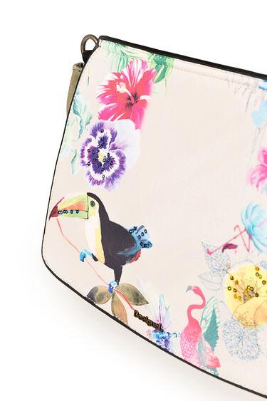 Messenger bag Lilac Amberes | Desigual