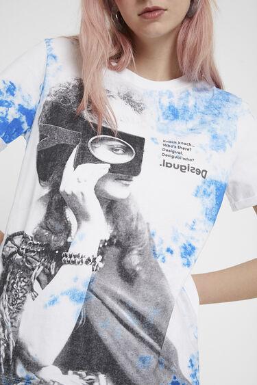 Short T-shirt | Desigual
