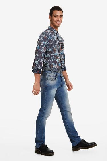 Double waist jeans   Desigual
