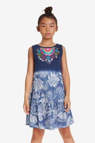 Blue Sequin Dress Bloemfontein