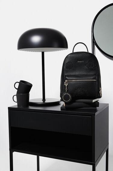 Mini backpack embossed mandalas   Desigual