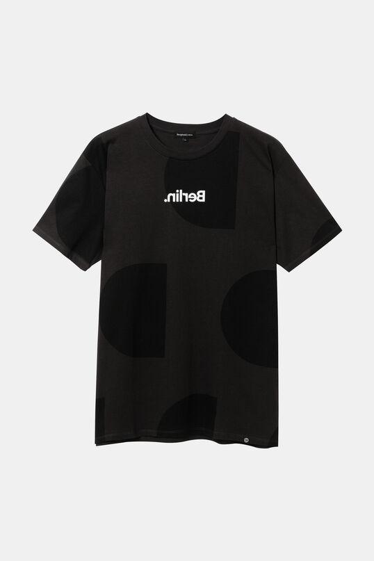 T-shirt Monogram Berlijn | Desigual