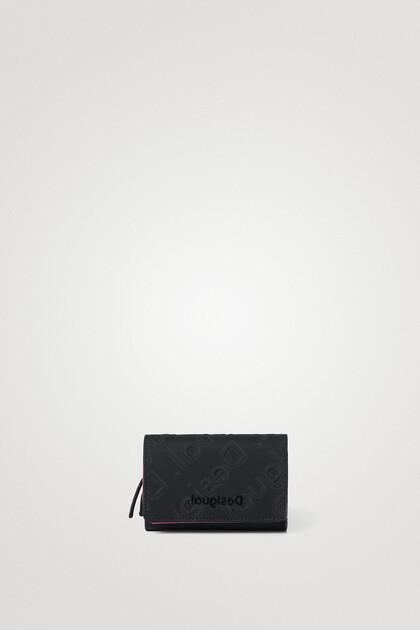Kleines Portemonnaie Logomania