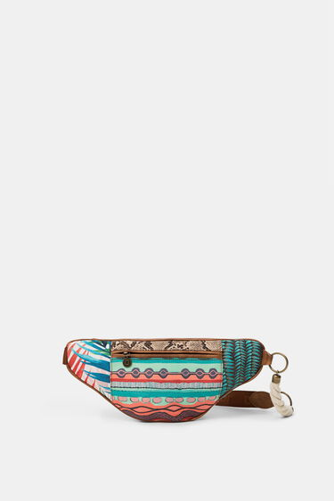 Bum bag patch floral | Desigual