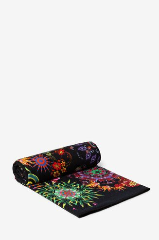 Jungle Print Swim Towel Kikoy Gala