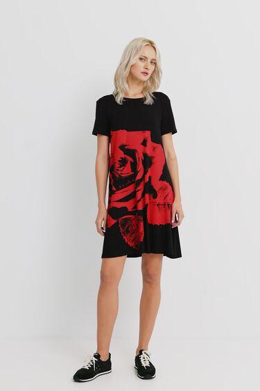 Korte T-shirtjurk | Desigual