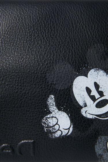 Sac à bandoulière façon cuir - Mickey Mouse | Desigual