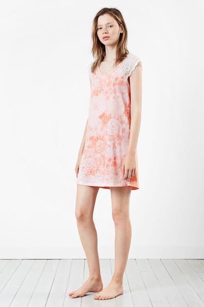 Nightgown Love Tartan