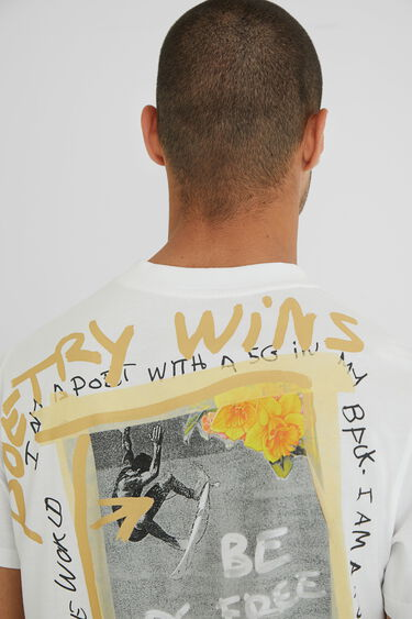 Surfing T-Shirt | Desigual