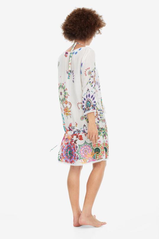Beach Dress with Ruffle Melina | Desigual