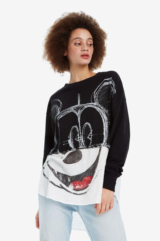 Mickey Mouse sweater - Paris France | Desigual