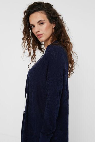 Open jumper pleasant drape   Desigual