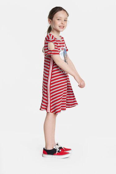 Vestit lluentons reversibles Ladybug | Desigual