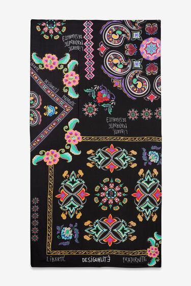 Foulard floral   Desigual