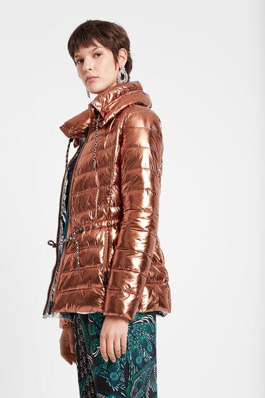 Padded jacket hood | Desigual
