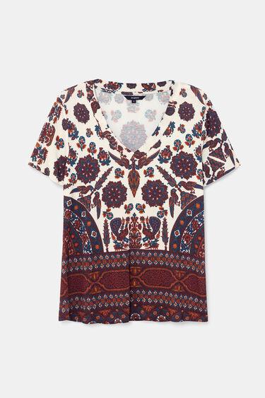 T-shirt slim boho | Desigual