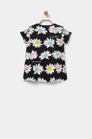 T-shirt ouverture épaules | Desigual
