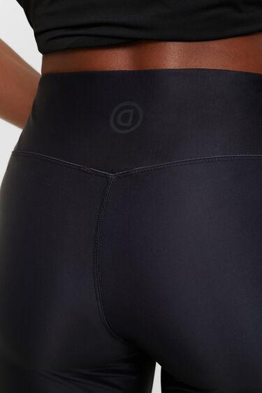 Legging deporte cintura elástica | Desigual